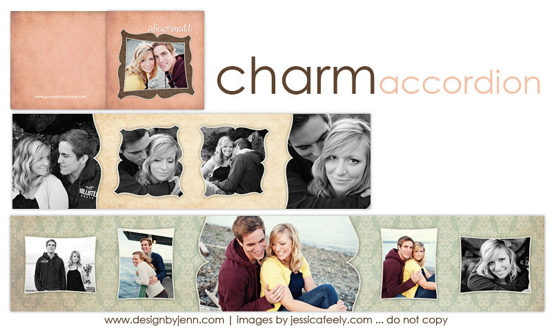 charm accordion preview