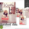 Kristin Yearbook Ad