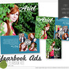 Ariel Yearbook Ad