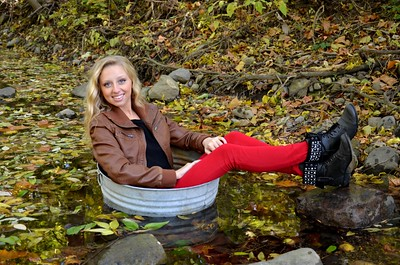 Rachel~Fall Session~Class of 2014