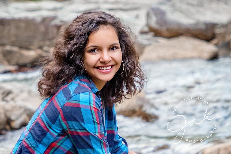 Natasha Askew - JGM Senior Model - Class of 2019