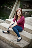 New Braunfels senior portraits by Lisa On Location.