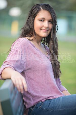 Senior Portrait: Kayla