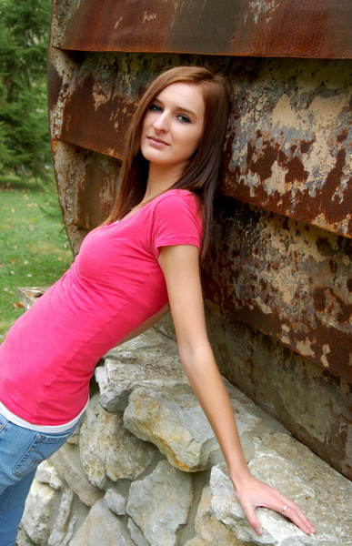 Emily Rose~Rossville~Class of 2012