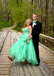Tyler and Emily~ Prom date~2015