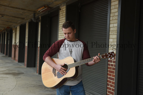 Senior Session- James