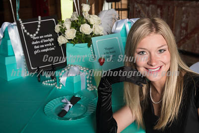 Madalyn's Tiffany's Brunch