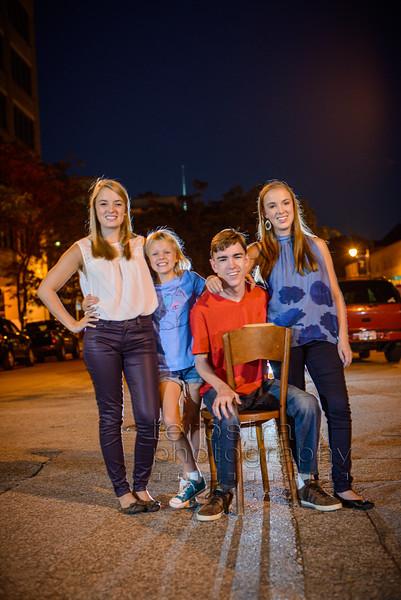 The Smith Triplets' Senior Adventures