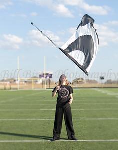 _J6A0003 Black & White Flag TCHS