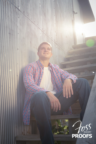 Will F Senior Session