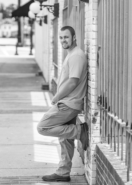 Zachary Denton Senior 2016