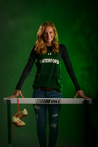 Waterford High School Senior Portrait
