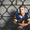 Brandon - senior sports portraits
