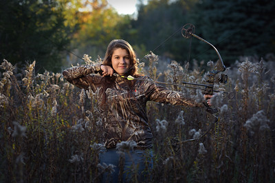 Your hobby as a part of your Senior Portrait Session