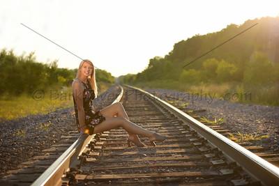 Railroad Tracks for you Senior Portraits