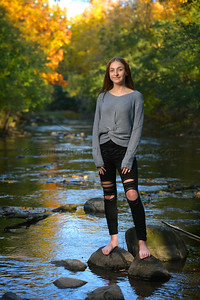 Fall Colors in your Senior Pictures