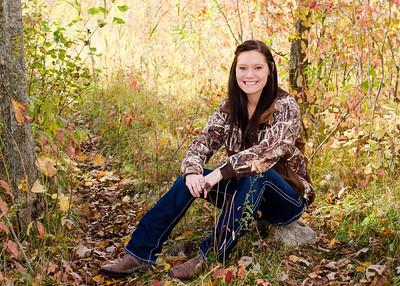 Senior Portrait St. Cloud MN