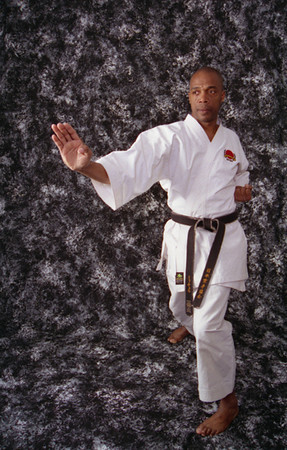 Owner of a martial arts school in Jacksonville, NC. 1998.