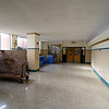 "This is a dead space - I think under the theater back rows.  The year I left, they turned this ""dead space"" in to a student lounge.  Tables and chairs and a juke box.  Smoking was allowed..."