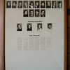 And, there is my senior pic - top row second from the right.  Long, long ago.