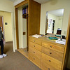 One of the girl's dorm rooms.  Same as the guy's rooms.