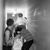 Water fight in the halls.  This really didn't involve the guys in our room - we were in to other things.