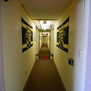 First floor hall.  Still looks the same.