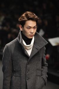 Cy Choi at Seoul Fashion Week 2014