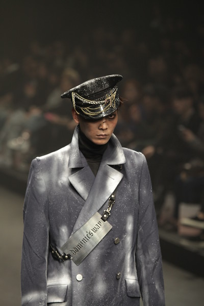 "Seoul Fashion Week  ""Dominic's Way"""