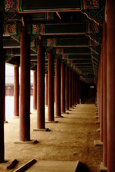 Palace Columns