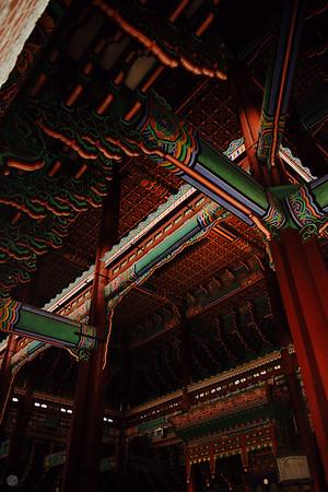 Gyeongbokgung Palace Details