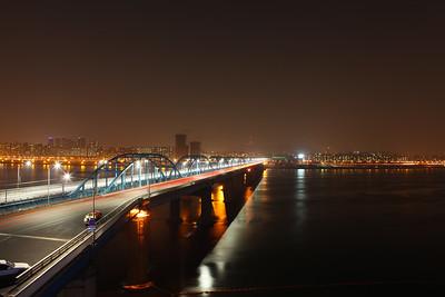 Dongjak Bridge, Seoul