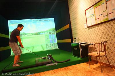 Screen Golf