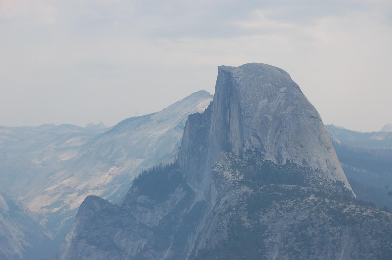 The Half Dome, Yosemite NP.