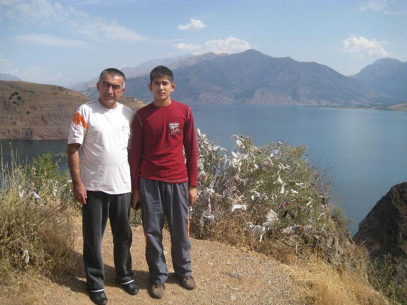 A visit to Chervak