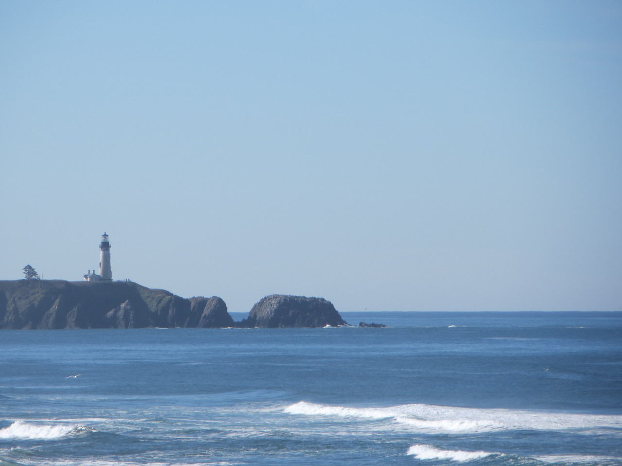 Lighthouse on the Pacific, OR