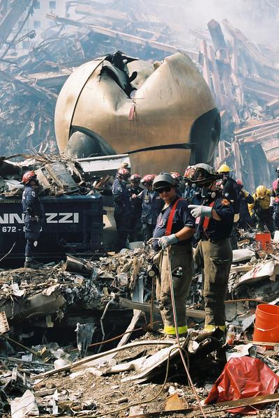 9-21-2001<br /> New York, NY<br /> FDNY