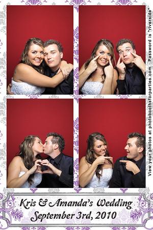 Kris & Amanda's Wedding