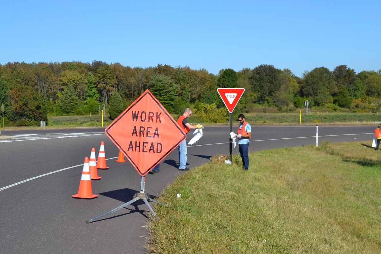September 2013: Adopt-a-Highway