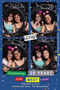 CKTFM&P 20 Year Celebration