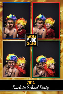 Harvey Mudd College Back to School Party