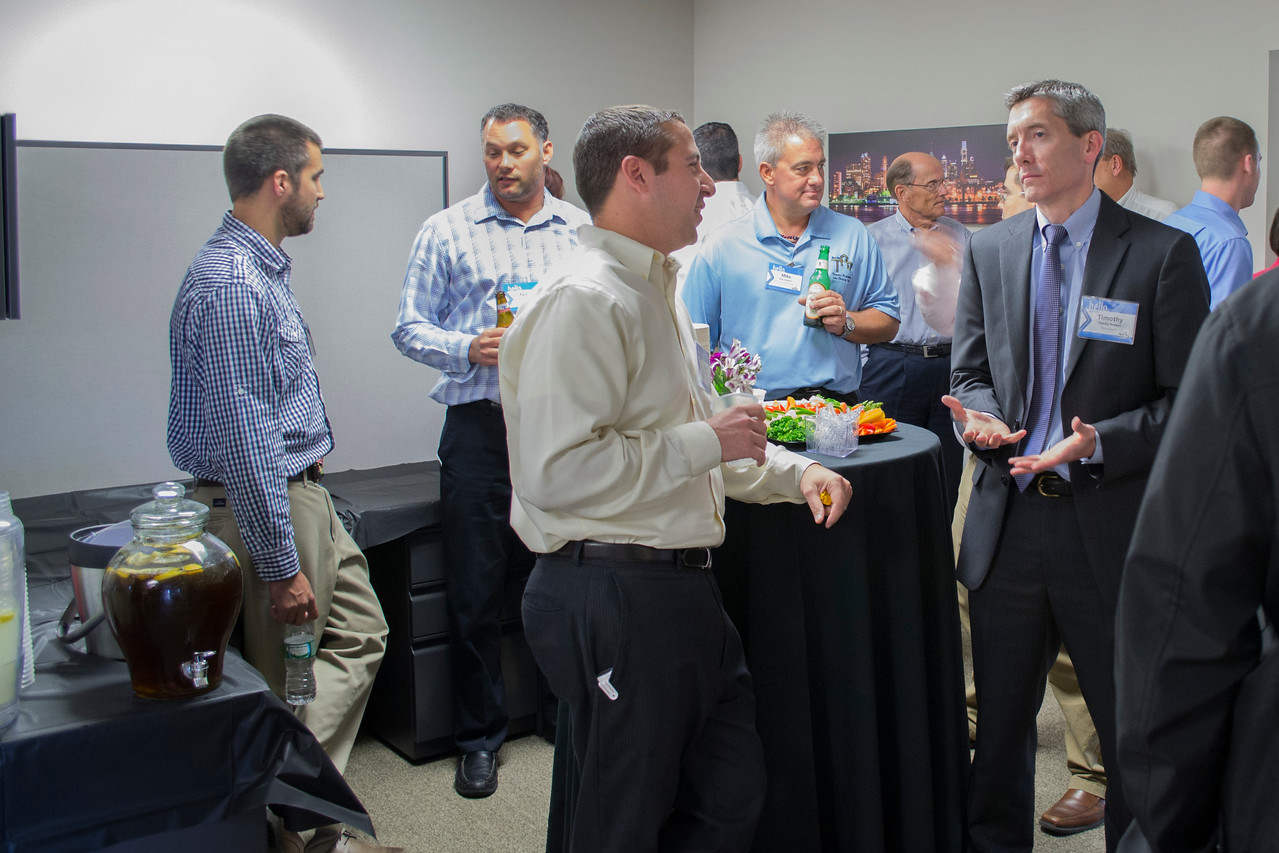 September 2014: West Chester Office Open House