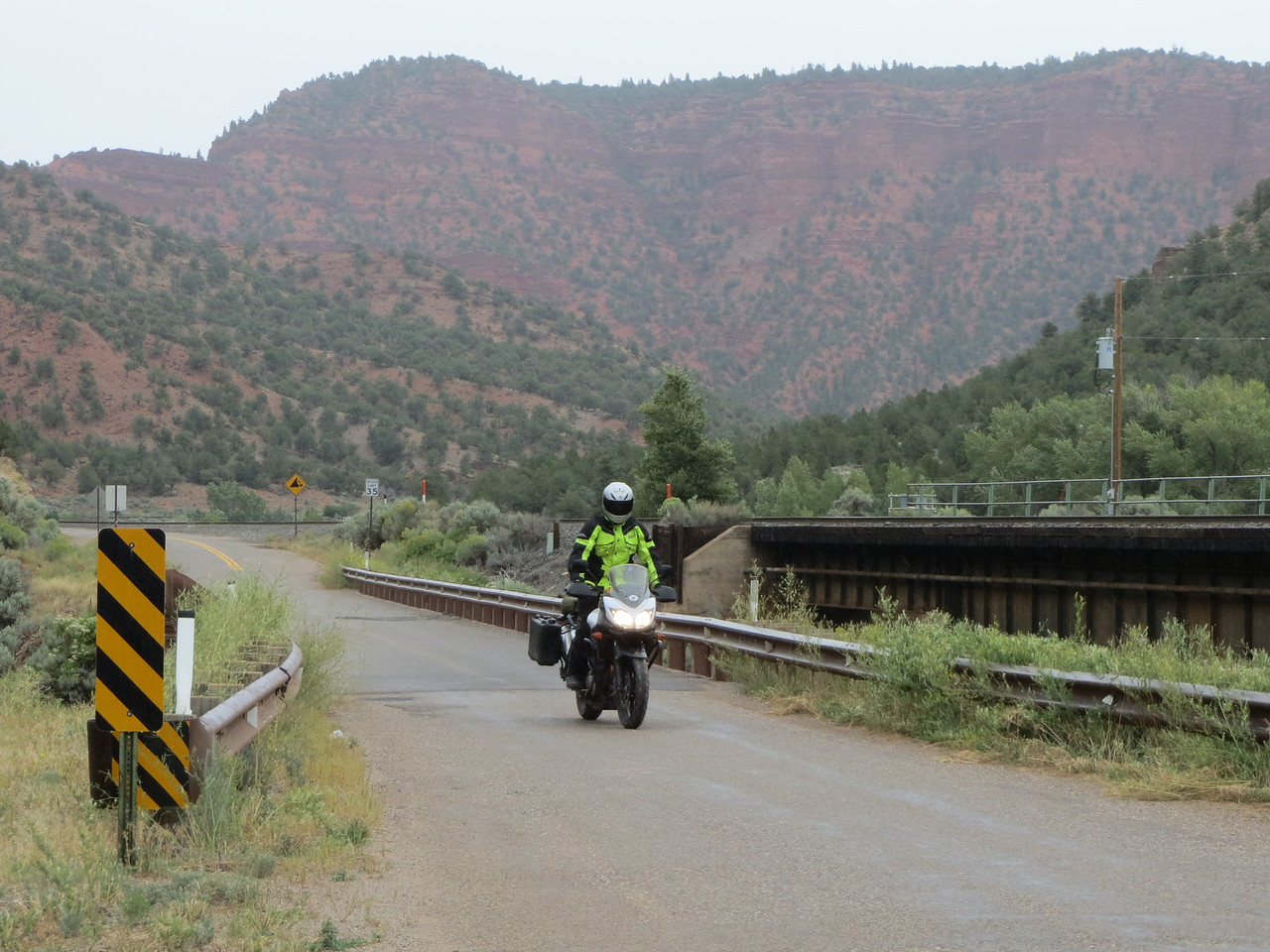 Day 3 (363 miles):   Colorado River Headwaters Scenic Byway.
