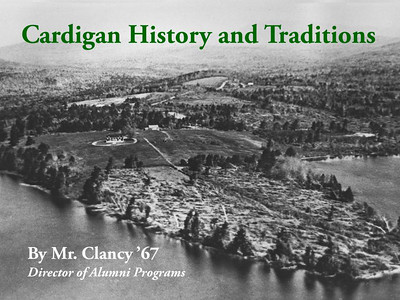 Cardigan History & Traditions