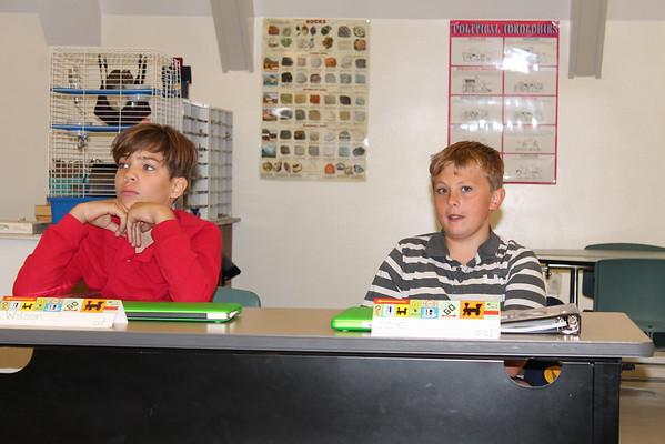 Sixth Grade S.T.E.M.