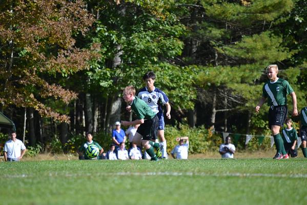 Varsity Soccer vs. Brewster Academy