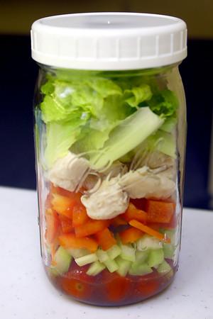 Recipe in a jar