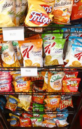 Northwestern snacks