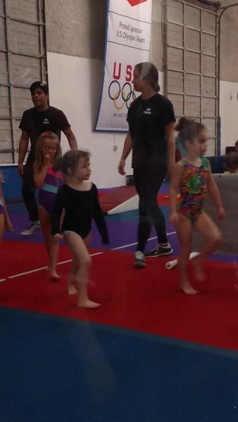 Gymnastics Tuesdays