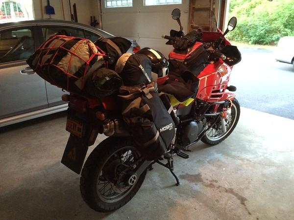 September 2016 Arkansas Motorcycle Trip
